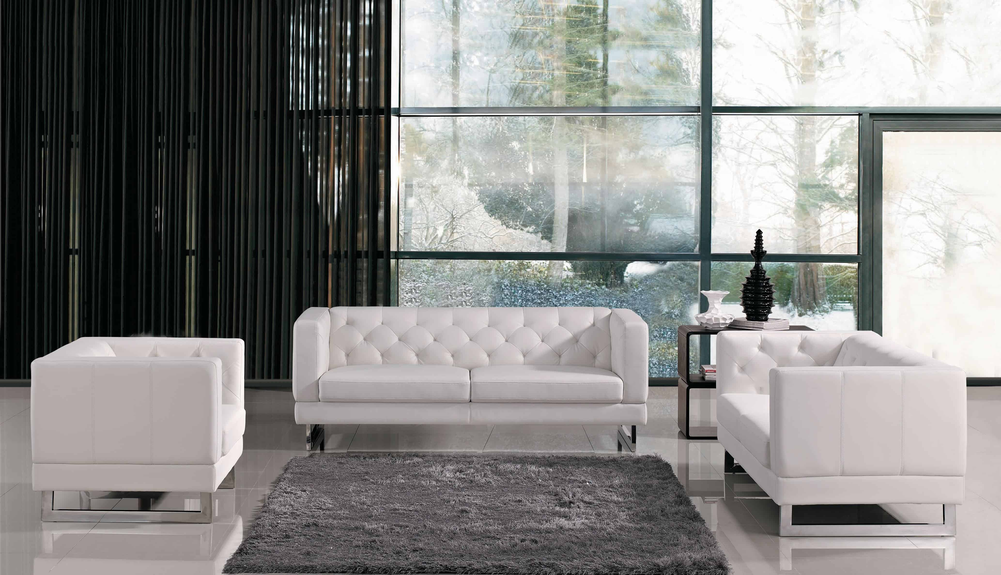 white couches living room wall painting sofa ideas for a stylish go glamorous