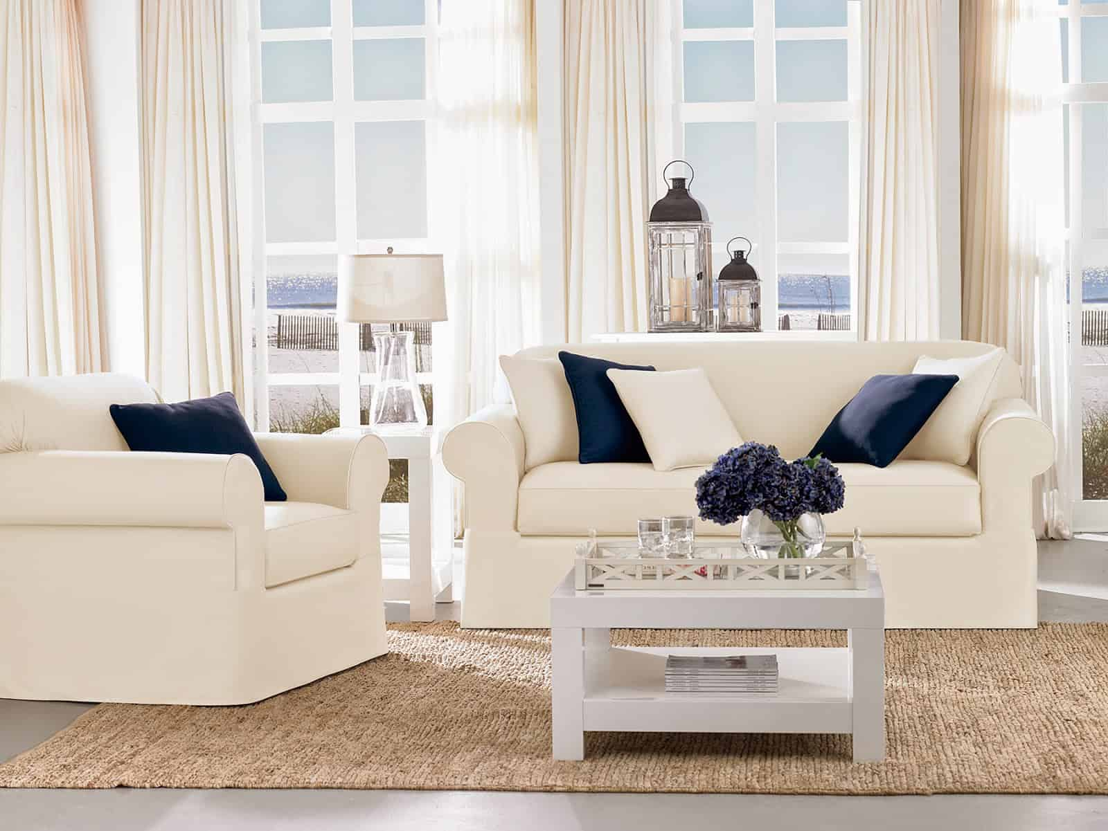 white sofa living room designs wall paintings for as per vastu ideas a stylish muted additions