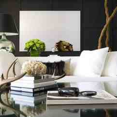 White Sofa Living Room Decor End Tables With Drawers Ideas For A Stylish One