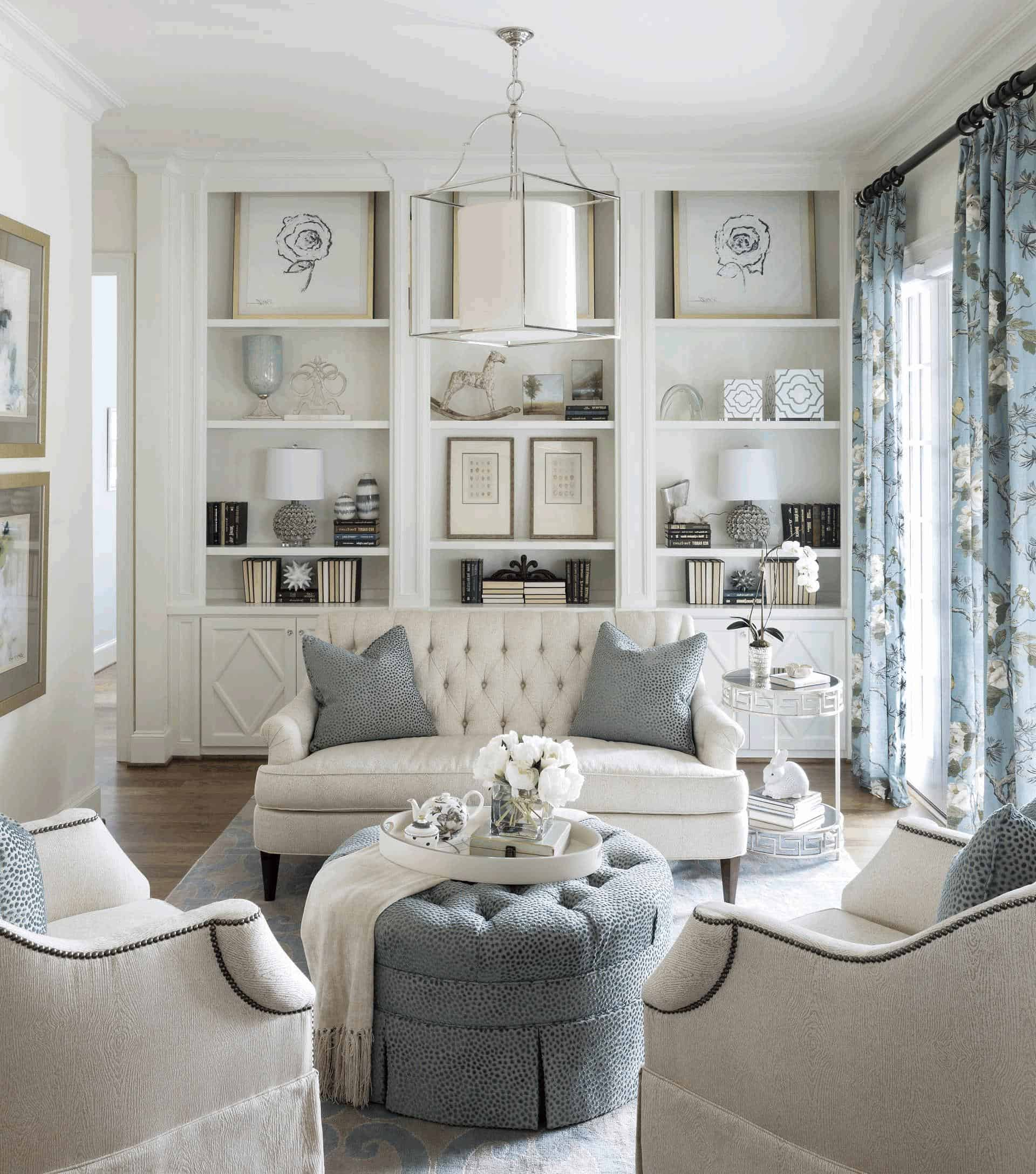 White Sofa Ideas For A Stylish Living Room