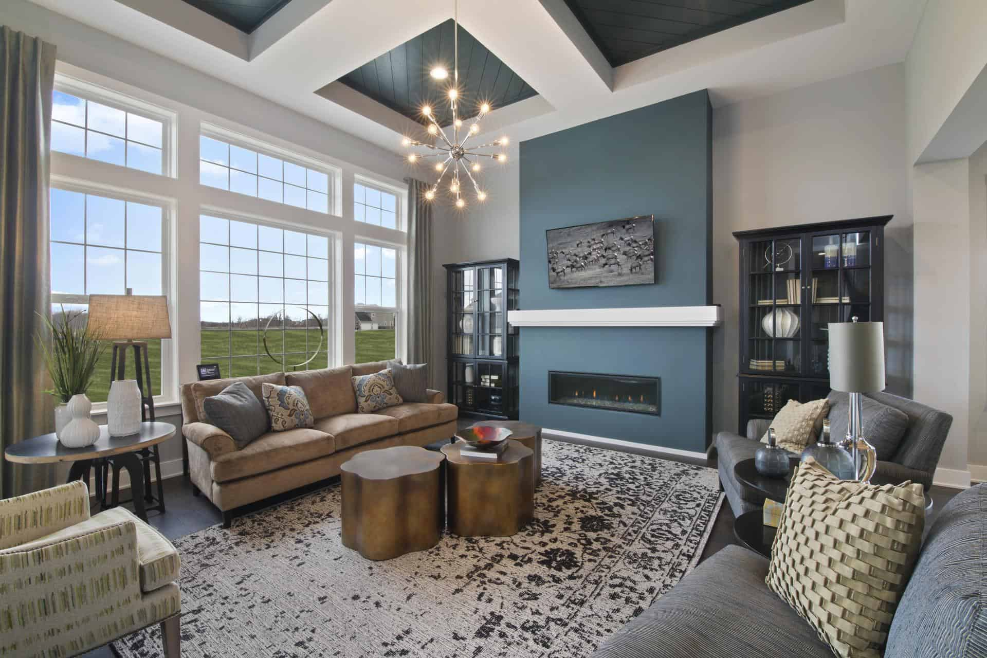Ways To Decorate An Open Floor Plan Without Overcrowding