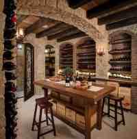 Chic Ways To Design Your Wine Room