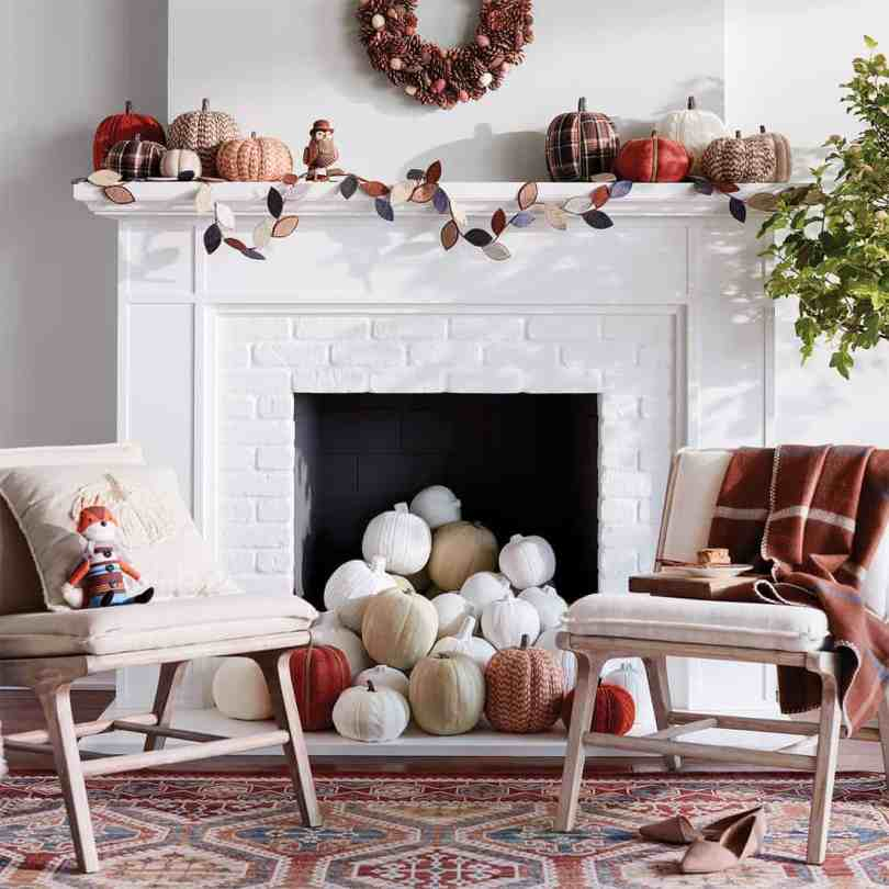 small and intimate fall living room 12 Ways To Create A Cozy Room For Fall