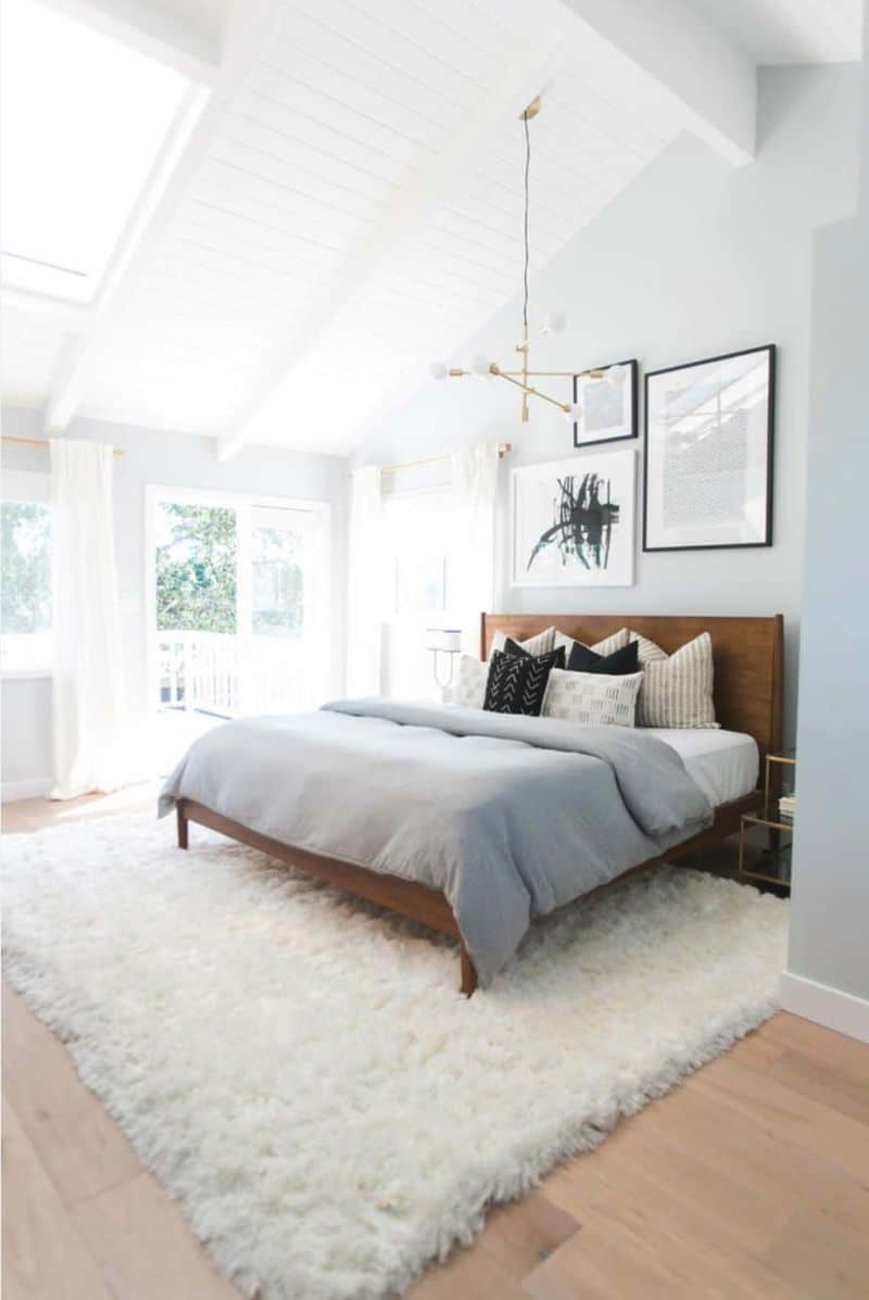 Ethereal Mid Century Modern Bedroom Ideas