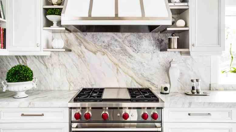 plaat wand keuken Keuken trends om het nieuwe jaar te omarmen