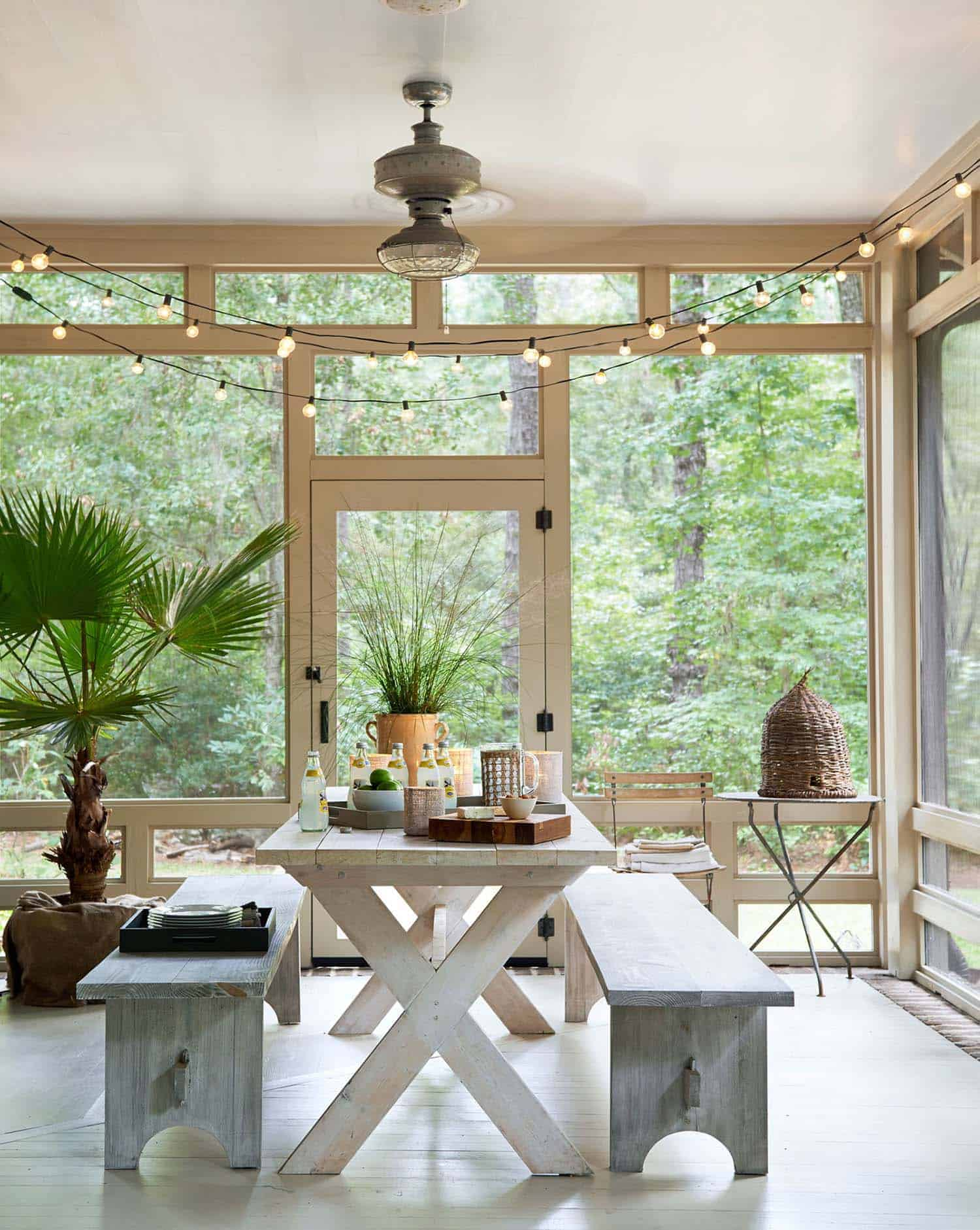 charming screened patio porch ideas