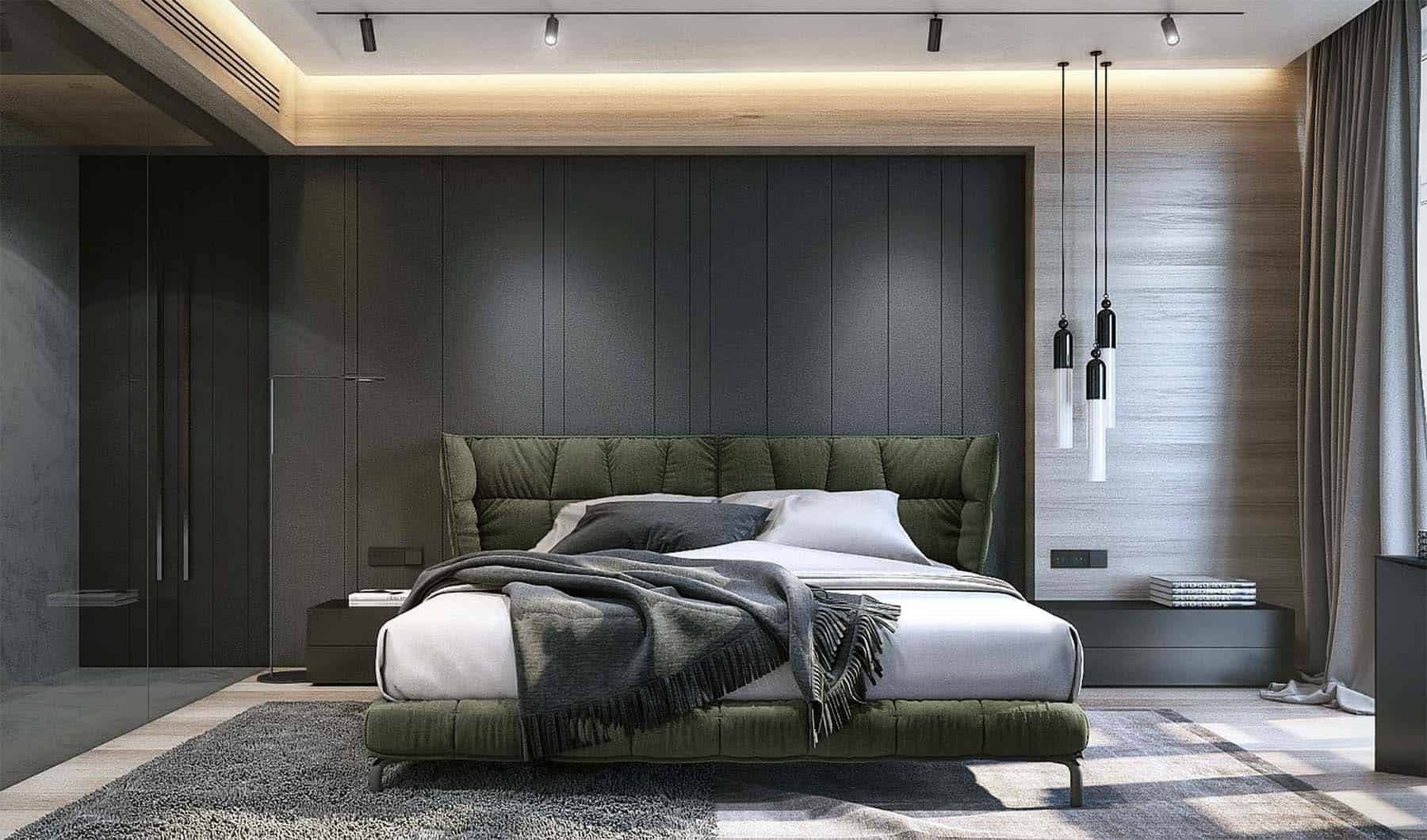 Modern Bedroom Ideas With A Warm Aesthetic