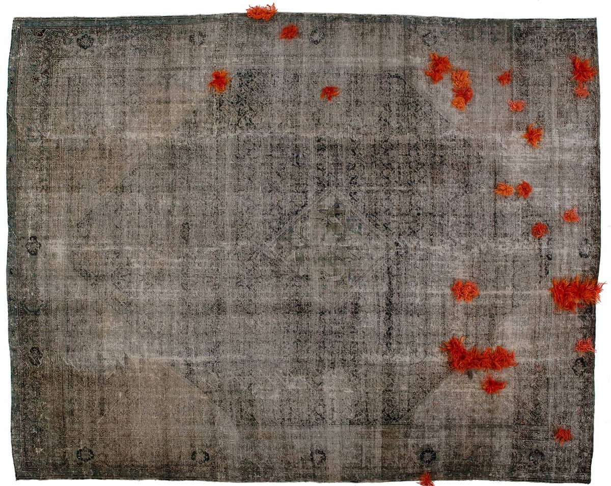 Mohair Teppich Vintage Mohair Rugs By Golran