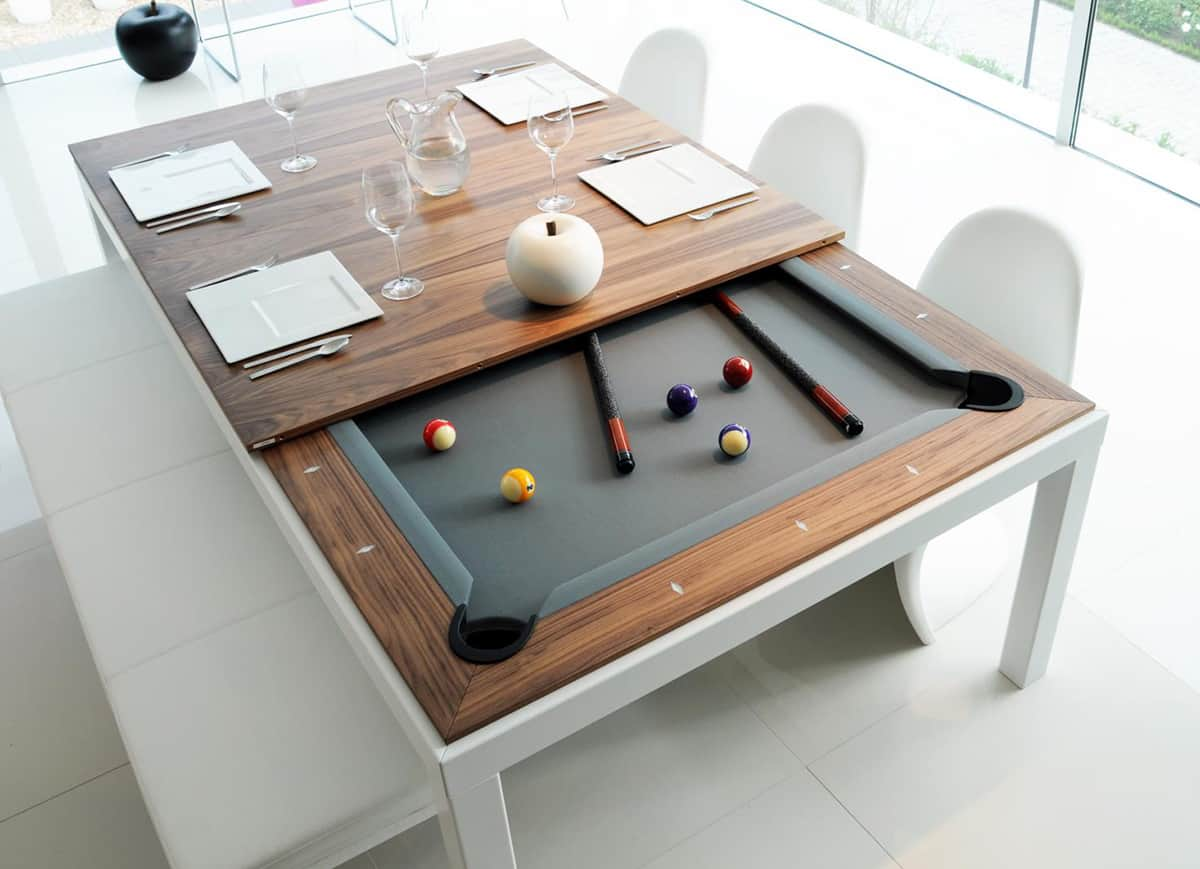 pool table kitchen combo sink prices dining and combination fusion tables