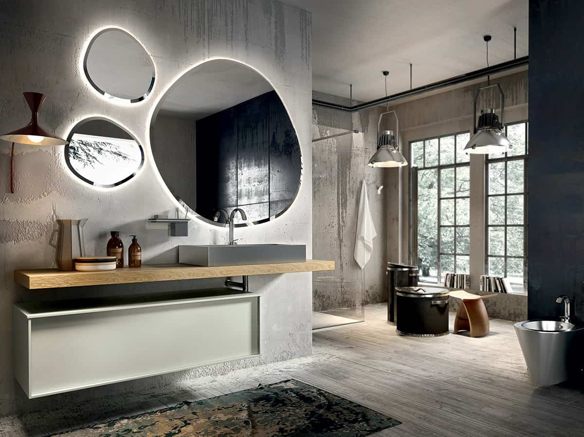 Bathroom Vanity Inspirations By Edone Functional