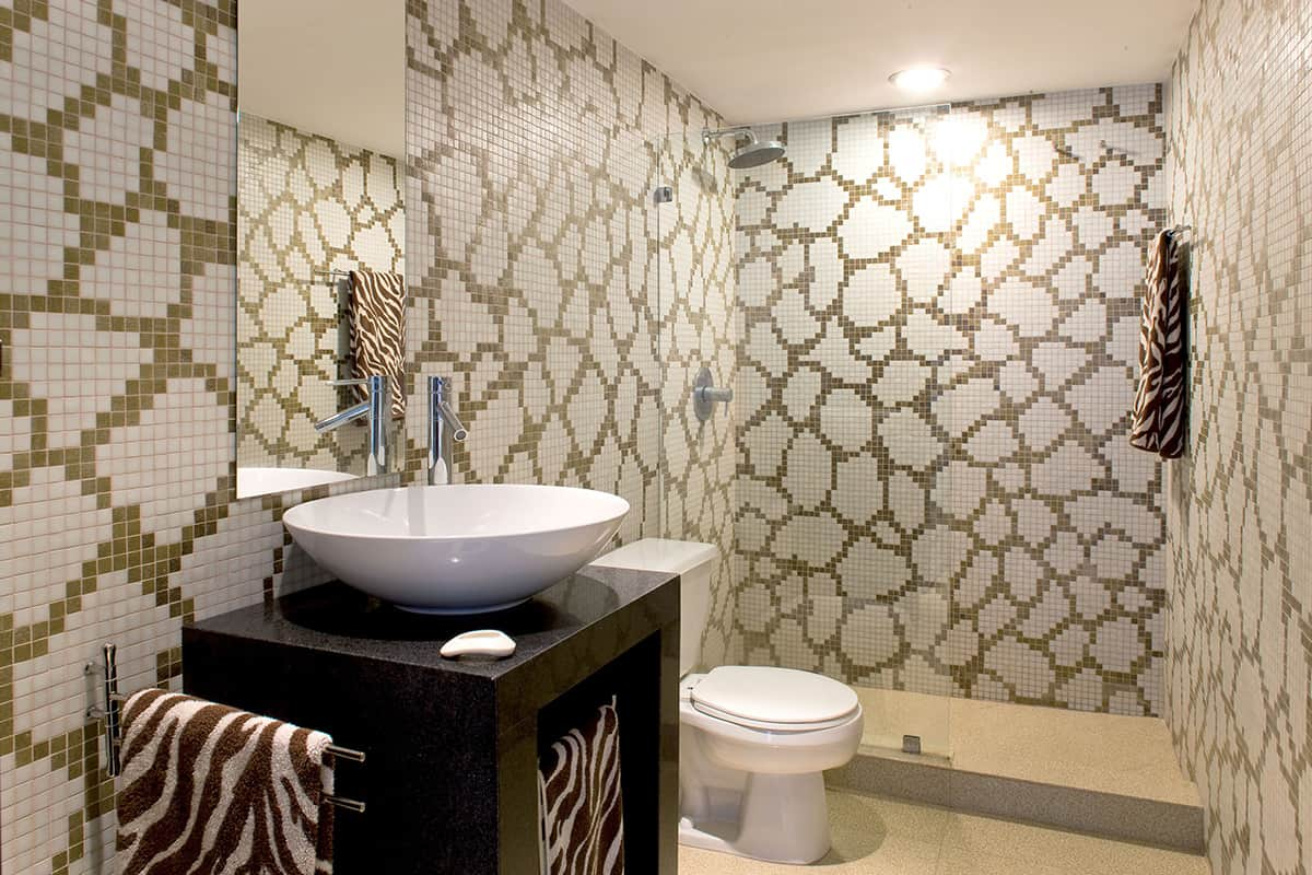 Pictorial Glass Tile Mosaics by Trend the Newest Thing in