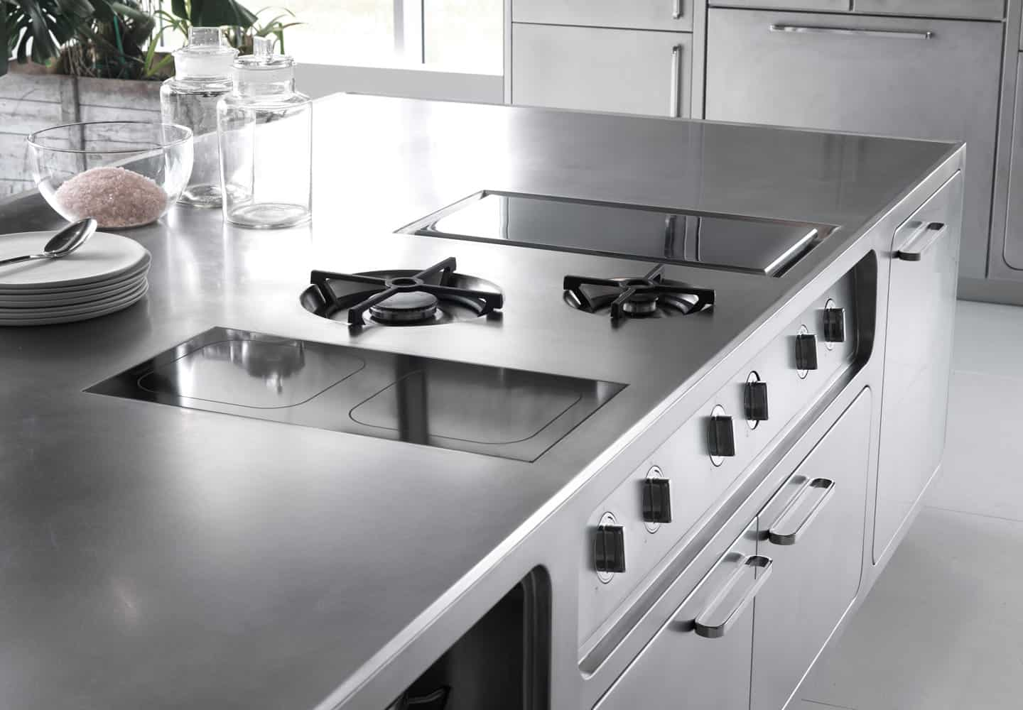 Cook like a Pro with Abimis Stainless Steel Kitchen