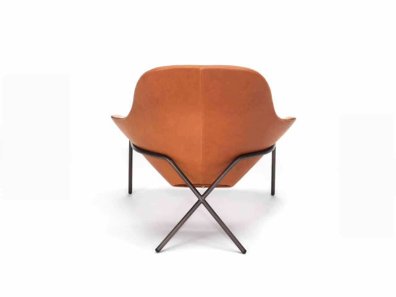 long lounge chair wedding covers yes or no comfortable leather cross leg by