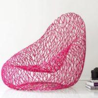 Unusual Chair by Gabriella Asztalos - Hug