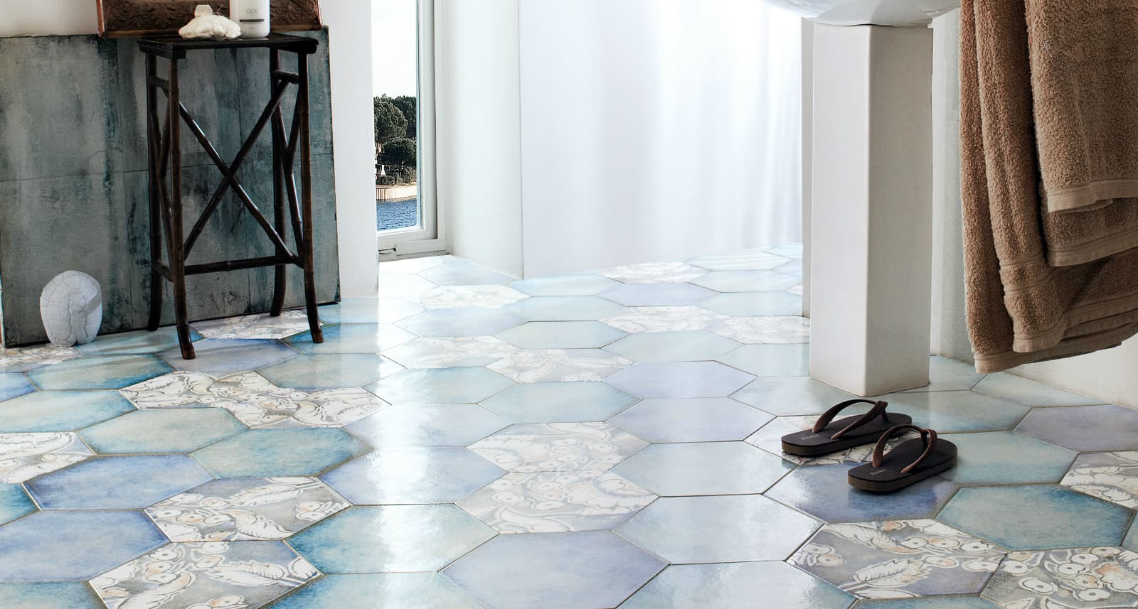 Bathroom Tile Gallery 25 Beautiful Tile Flooring Ideas For Living Room Kitchen And