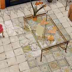 Bohemian Living Room Wall Ideas Theaters Menu Portland 25 Beautiful Tile Flooring For Room, Kitchen ...