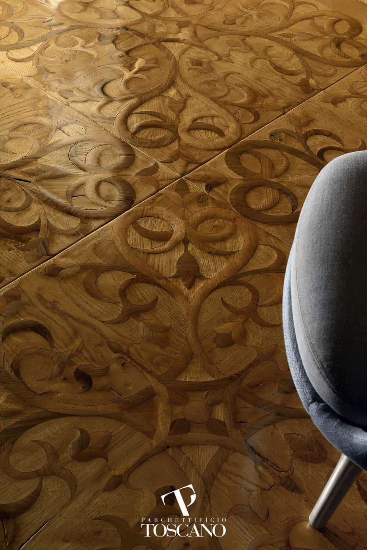 Wood Flooring Design Ideas