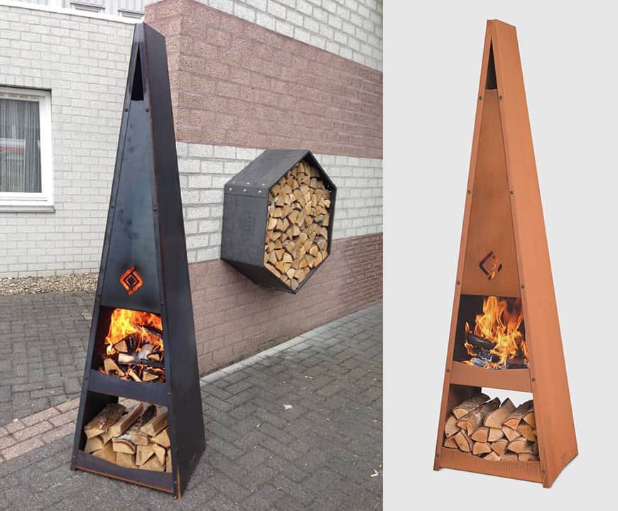Metal Fire Pit Ideas