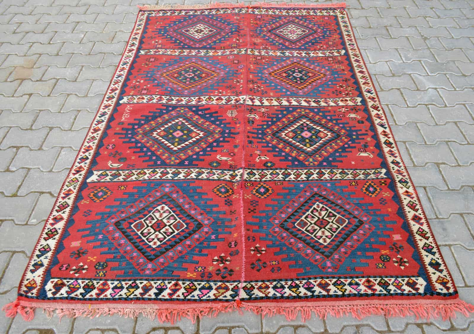 Bright Kilim Rug Uk  Area Rug Ideas