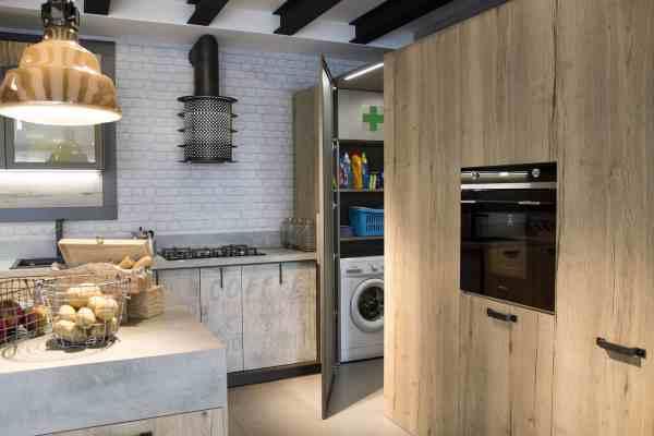 urban design house kitchen Kitchen Design for Lofts: 3 Urban Ideas from Snaidero