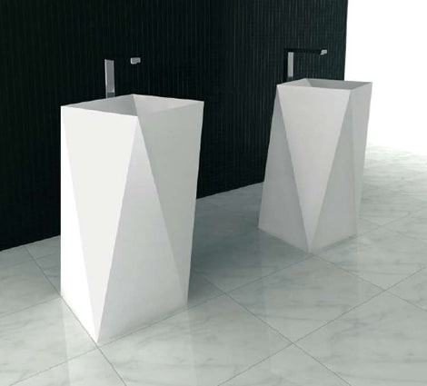 Modern Washstands and Freestanding Washbasins
