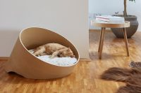Chic and Cozy Cat Beds: 20 Modern Ideas