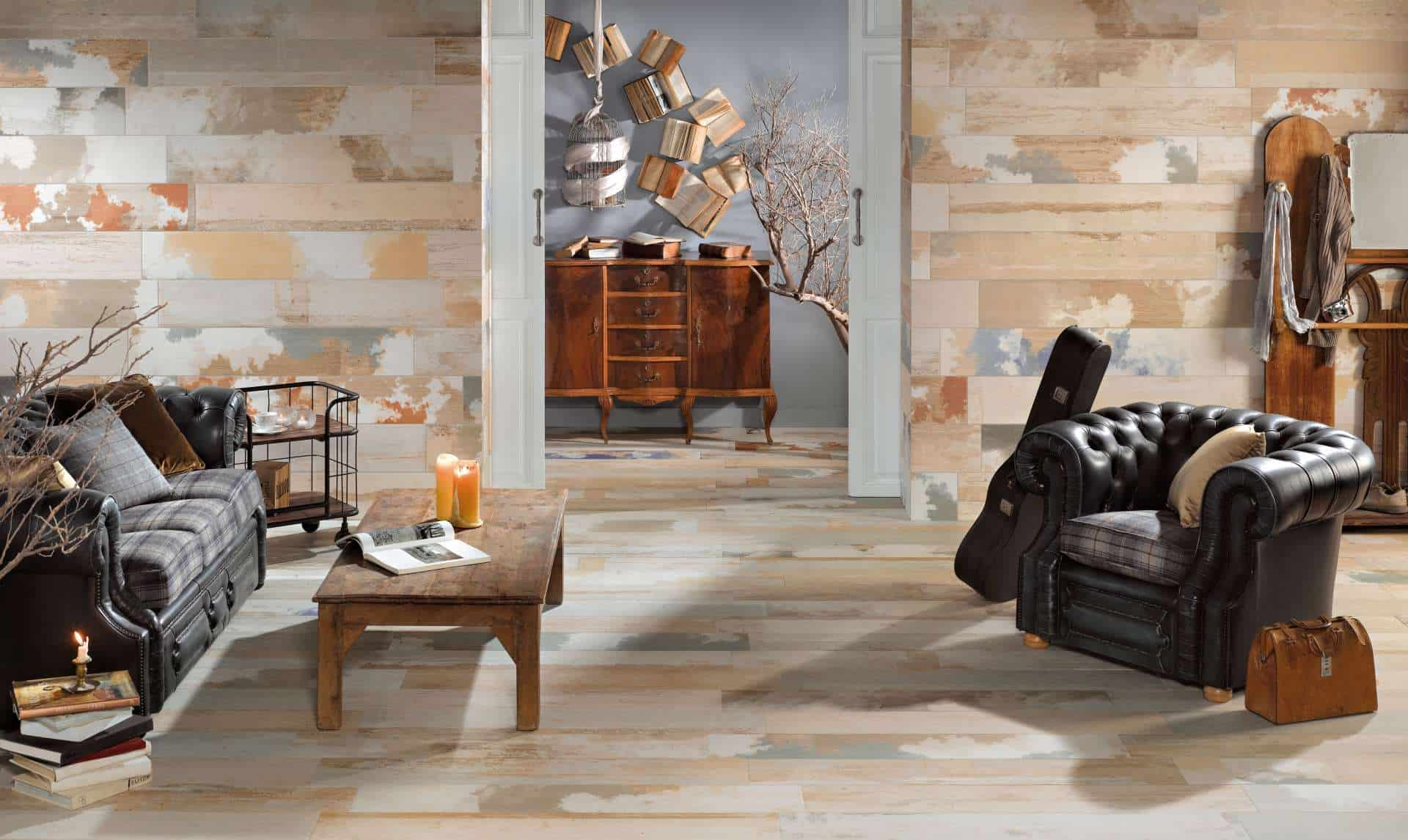 tiles design living room rug placement wood effect for floors and walls 30 nicest porcelain view in gallery