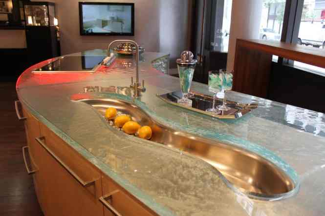 Modern Kitchen Countertops From Unusual