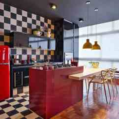 Tile Flooring Kitchen Remodel Dallas Simple Chess Floors Can Change The Game View In Gallery