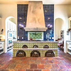 Mexican Backsplash Tiles Kitchen Free Standing Cabinet 44 Top Talavera Tile Design Ideas