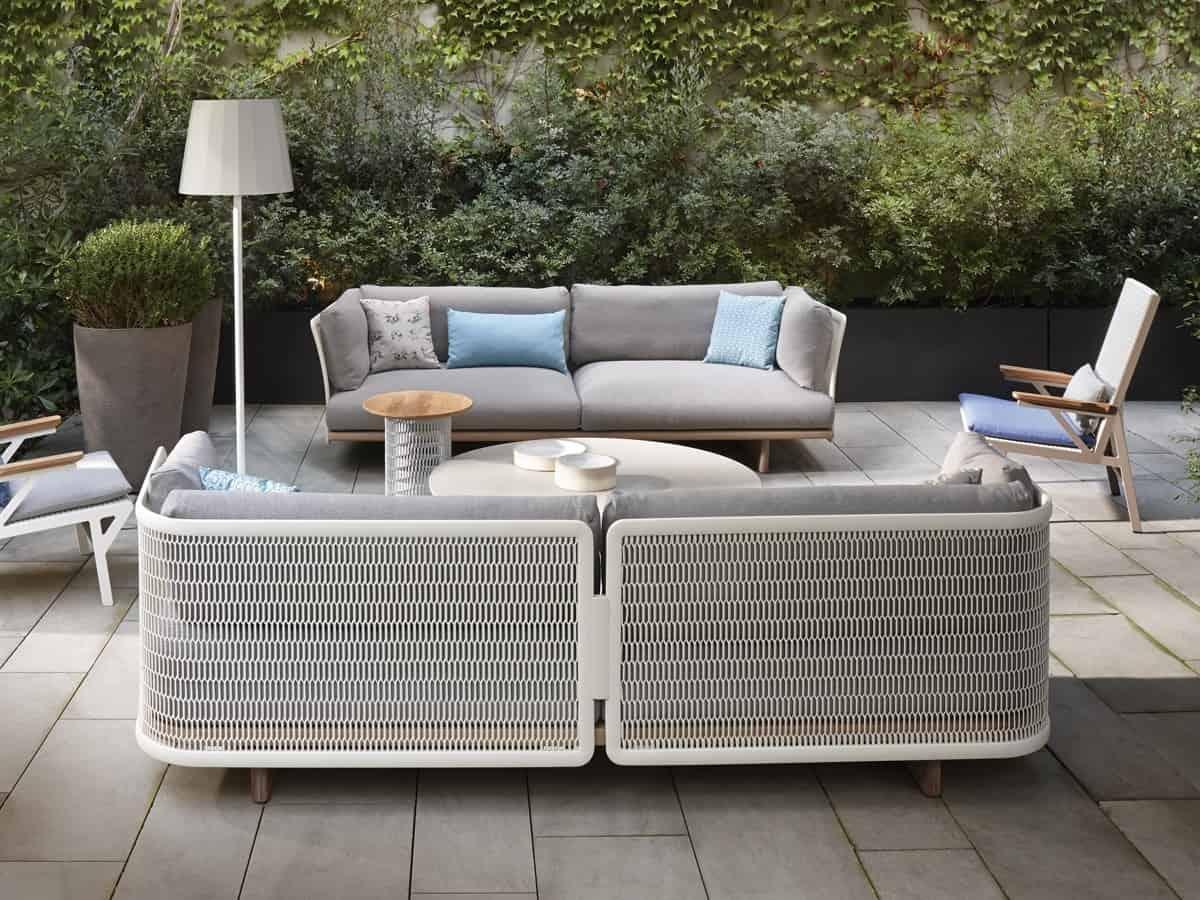 sofa steel pewter ideas metal designs