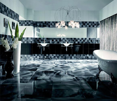 italian glass tile from via arkadia