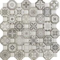 Unique Mosaic Tile   Tile Design Ideas