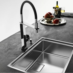 Franke Kitchen Faucet Cabinet Lazy Susan Alternatives Centinox Sink By - New For 2011