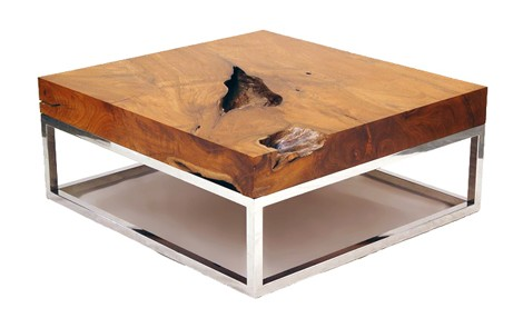 natural wood coffee tables rustic