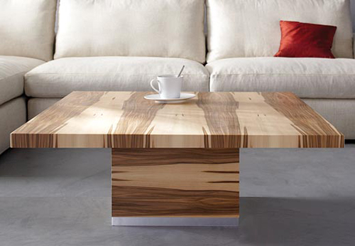 Cool Coffee Tables With Movable Table Tops And Adjustable Height By Schulte Design