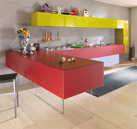 Cool Kitchens Creative Kitchen Designs By Lago