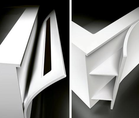 Creative Bathtub Design By Teuco Paper Duralight Tub