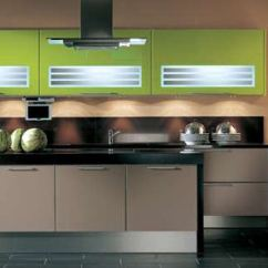 New Kitchen Design Built In Trash Cans For The Culinablu Modern European Kitchens Elements