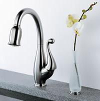 brizo kitchen faucet industrial backsplash delta s floriano new series faucets