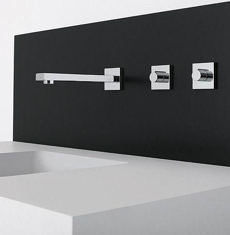 Dornbracht Symetrics New Modular Bathroom Faucets System
