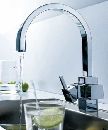 kohler purist kitchen faucet moveable island electrolux 4springs brings you cold ...