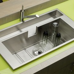Deep Kitchen Sink Restoring Cabinets Elkay Avado Accent New Eft402211 Double Bowl 11 Drop In