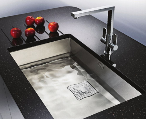 new kitchen sink storage cabinets for franke peak collection luxury sinks 2010 single
