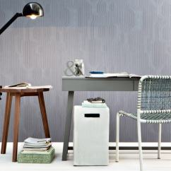 Rattan Table And Chairs Stool Chair Informa Gervasoni Furniture Collection Gray By Paola Navone - Casual Contemporary Scandinavian