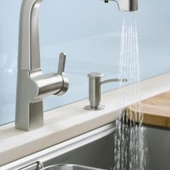Kohler Kitchen Faucet Wooden Playsets Evoke The New Pullout