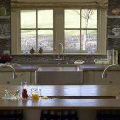 Kitchen Sink Undermount Backsplashes For Counters Bar Sinks And Prep - Entertainment Trend