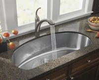 new kitchen sink vintage knobs and pulls kohler d shape undertone better esthetics bowl thumb