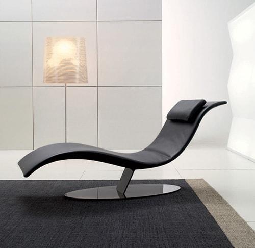 Minimalist Lounge Chair by Desiree  Eli Fly