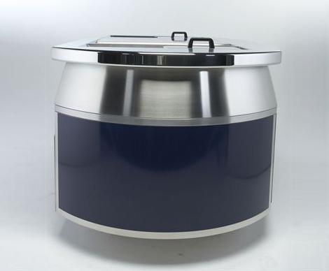 mobile home kitchens kitchen prep sink luxury gourmet on wheels by inoxpiu 5 jpg